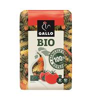 Gallo Bio Fusilli Tricolor 500GR