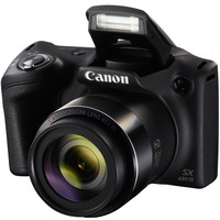 Canon Camera PowerShot SX430 IS Black
