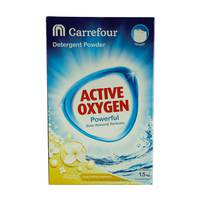 Carrefour Detergent Powder Top Load Jasmine 1.5kg