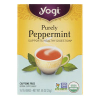 Yogi Purely Peppermint Tea 24g