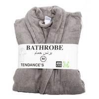 Tendance's Bathrobe Medium Grey