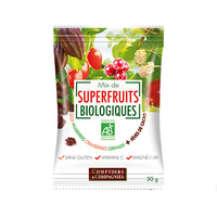 Comptoirs&Compagnies Superfruits Bio Mix 30GR