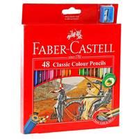Fc Classic Colour Pencil 48'S