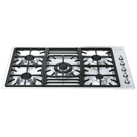 Smeg Built-In Gas Hob 5Burner PGF95-4 87CM