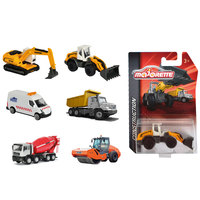 Majorette Construction - Assorted