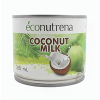 Econuterna Coconut Mil 200ML