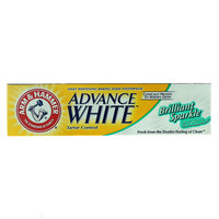 Arm & Hammer Advance White Brilliant Sparkle Cream Toothpaste 115g
