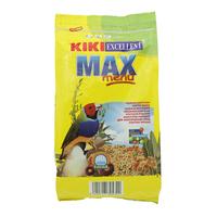 Kiki Excellent Max Menu Pajaros Exoticos 500g