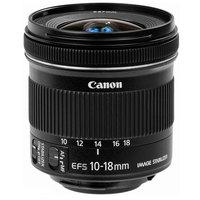 Canon Lens EFS 10-18 F/4.5-5.6ISSTM