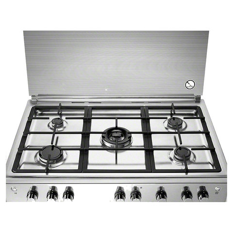 Electrolux-90X60-Cm-Gas-Cooker-EKG-913-A20X-5Burners