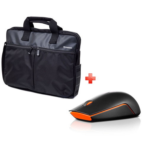 Lenovo-Notebook-Bag-T1050+Wireless-Mouse