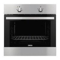 Zanussi Built-In Oven ZOB10401XK 60Cm