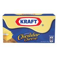 Kraft Cheddar Cheese Block Creamy Cheese 250g