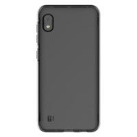 Samsung Case A10 Back Cover Black