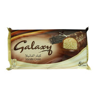Galaxy Vanilla Cake Ice Cream 30gx5