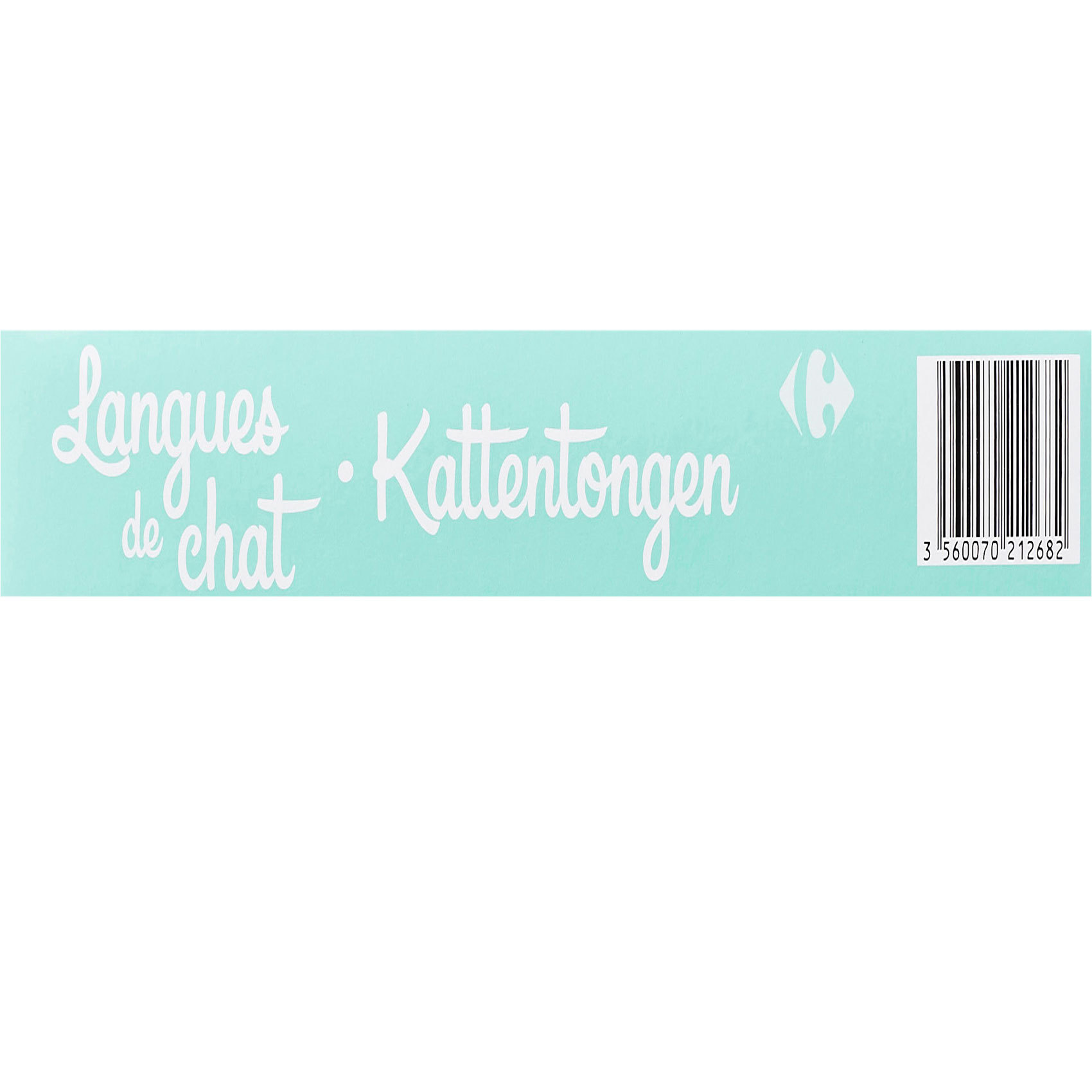 CRF LANGUE DE CHAT 200G