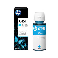 Hp Cartridge GT52 Cyan Ink