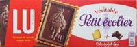 Lu Petit Ecolier Dark Chocolate Biscuit 150g