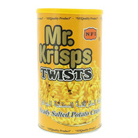 Mr. Krisps Ready Salted Potato Crunches 75 g