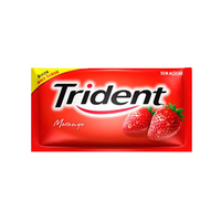 Trident Gum Strawberry Sugar Free 8GR
