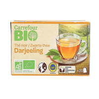 Carrefour Bio Organic Tea Bag Green Mint 20's