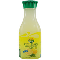 Nada Lemon With Mint Juice With Pulp 1.5L