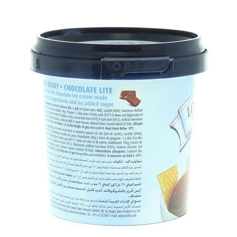 London-Dairy-Ice-Cream-Lite-Chocolate-125ml