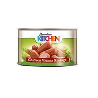 American Kitchen Chicken Vienna Sausage 200g