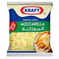 Kraft Cheese Shreds Mozzarella 450g