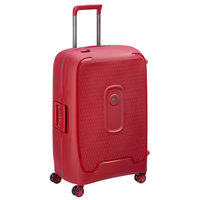 Delsey Moncey 4Dw Cab Trl 70Cm Red