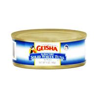 Geisha Albacore Tuna In Water 185GR