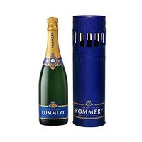 Pommery Champagne Brut With Metal Tube 75CL