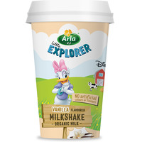 Arla Little Explorer Vanilla Milkshake 180ml
