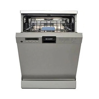 SHARP Dishwasher QW-V612-SS3 Cm 13 Place Settings Stainless steel