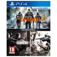 Sony PS4 The Division+Rainbow Siege