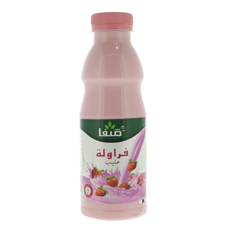 Safa-Strawberry-Milk-500ml