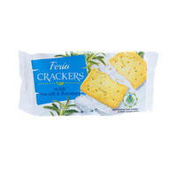 Rarytas Crackers Salt & Rosemary  100GR
