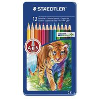 Staedtler Animal Design 12 Colors Pencils