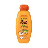 Ultra Doux - Children - with Apricot and Cotton Flower - Shampoo 2 in 2 700ML