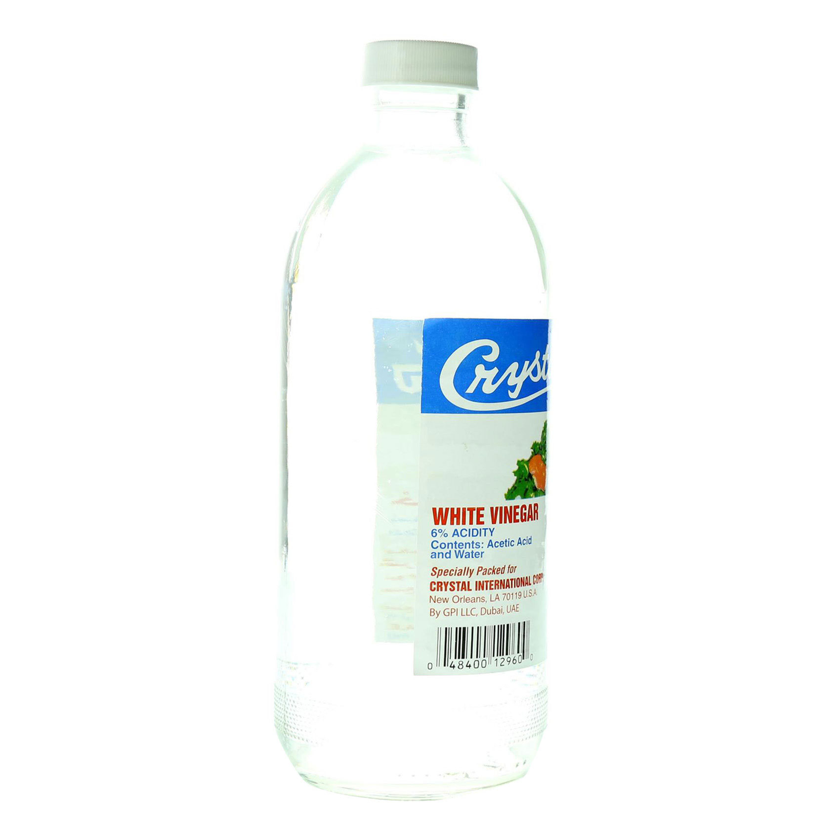 CRYSTAL WHITE VINEGAR 473ML