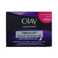 Olay Age - Defying Firm & Lift Night Cream 50ml