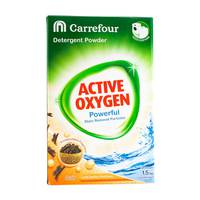 Carrefour Detergent Powder Front & Top Load Oud 1.5kg