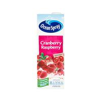 Ocean Spray Cranberry Raspberry Tetrapak 1L