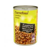 Carrefour Lentils 400g