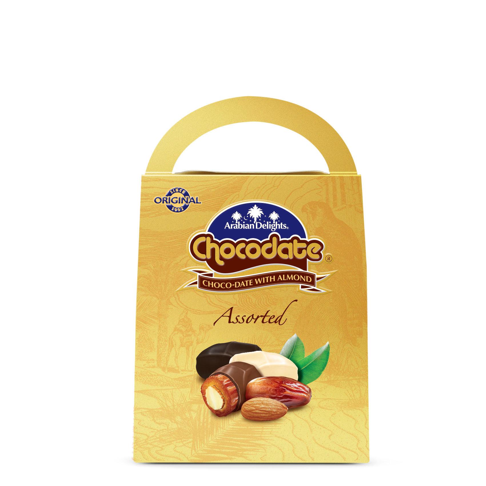 LA RONDA CHOCODATES 500GR