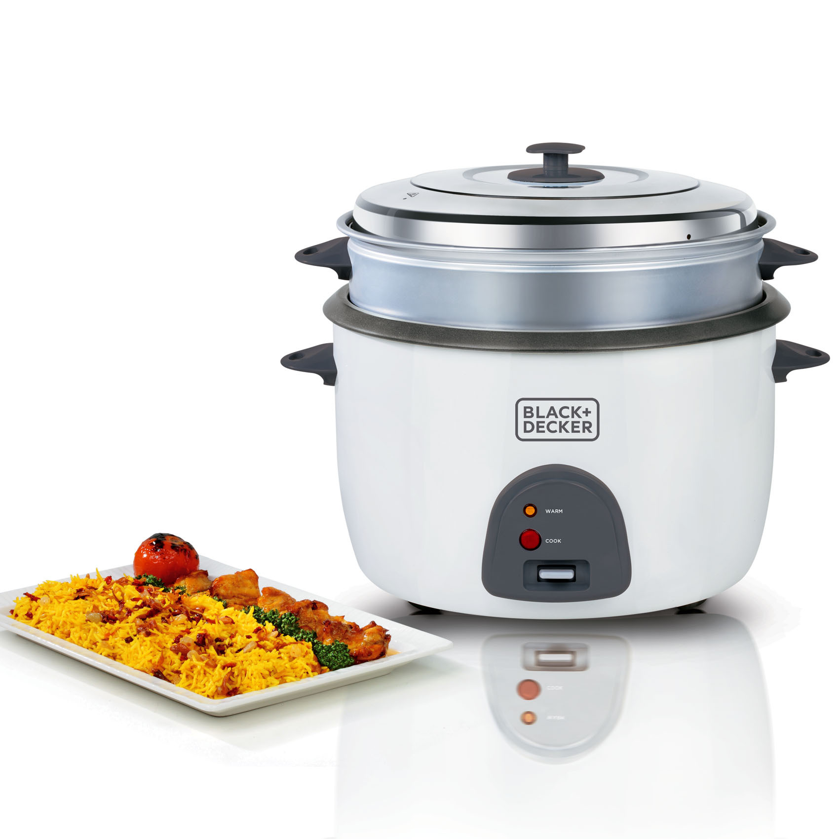 B&D RICE COOKER RC4500-B5 4.5L