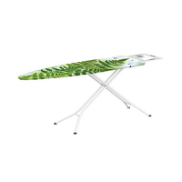 Gimi Ironing Board Green 122X28X90C