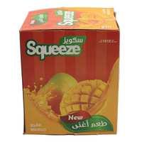 Katakit Squeeze Instant Drink Mango 45 Gram 12 Pieces