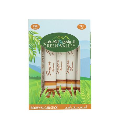 Green-Valley-Brown-Sugar-Sticks-250g