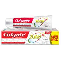 Colgate Total 12 Clean Mint Toothpaste 150ml